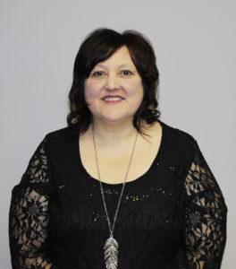 Chantale Périard, réceptionniste